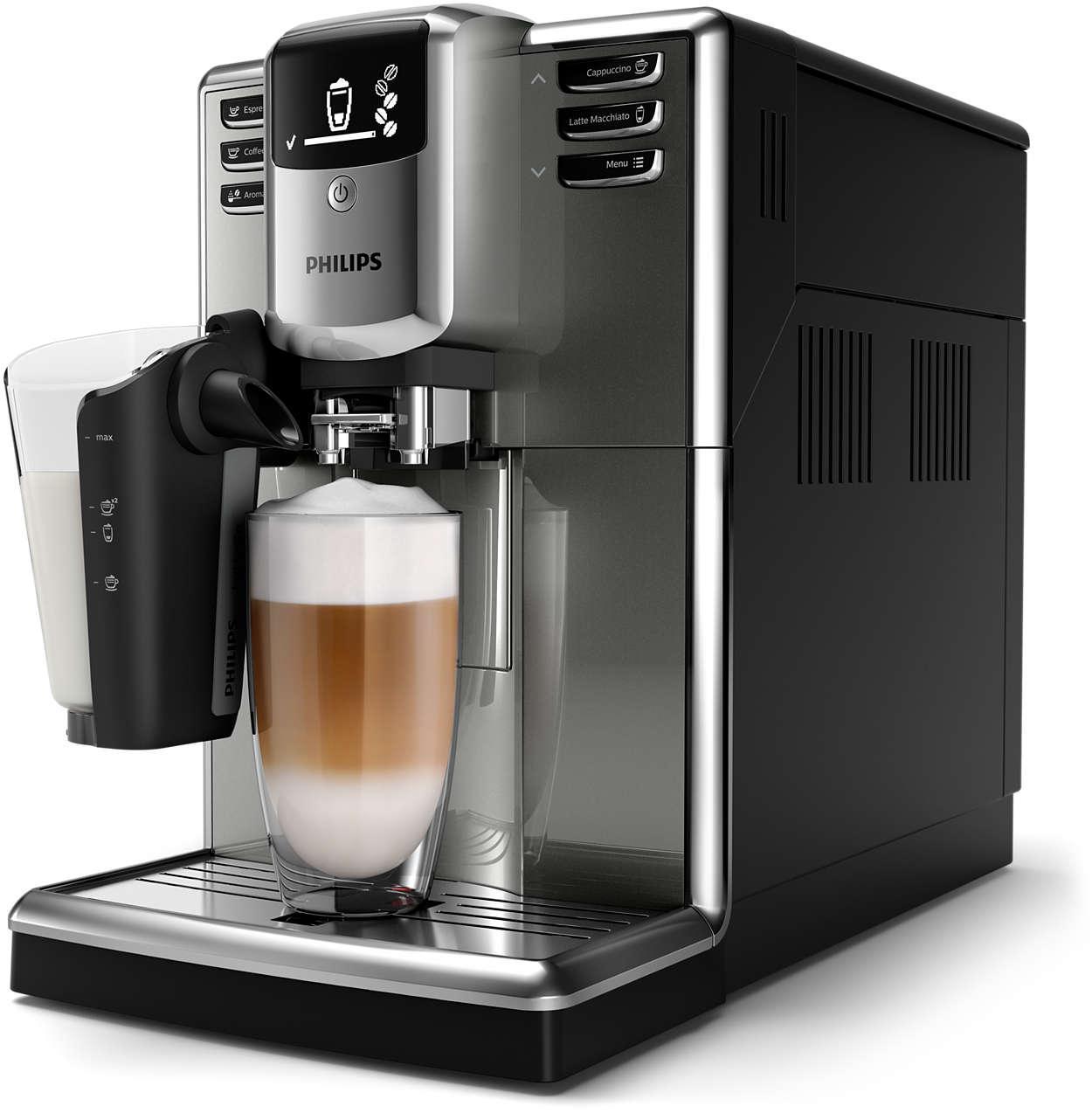 Кофемашина Philips Series 5000 EP5334/10 новая