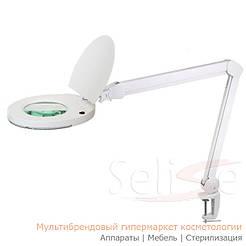 Лампа лупа BS- 6025-8 LED 5D