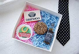 """Подарочный набор мыла """"Daewoo"""" мужчине"""