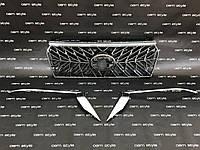 Решетка радиатора TRD Toyota Land Cruiser Prado 150 2018+, фото 1