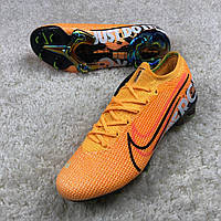 Футбольные Бутсы Nike Mercurial Vapor 13 Elite FG Laser Orange, фото 1