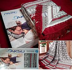 Плед AKSU Хлопок 180X220 MISTIC Турция