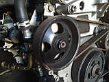 Насос гидроусилителя руля Nissan X-Trail T30 Primera P12 2,0 2,5 бензин , фото 2