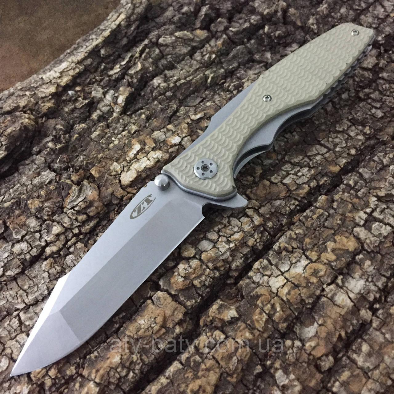 Нож Zero Tolerance Hinderer 0393 (Replica) хаки