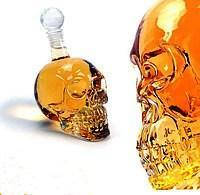 Графин в форме Черепа «Crystal Skull» (1 л) большой