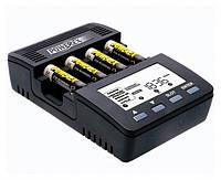 MAHA Powerex WizardOne MH-C9000 - зарядное устройство - анализатор для Ni-Mh/Ni-Cd аккумуляторов АА или ААА, фото 1