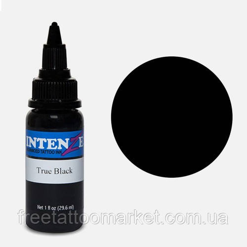 INTENZE - True Black 1oz