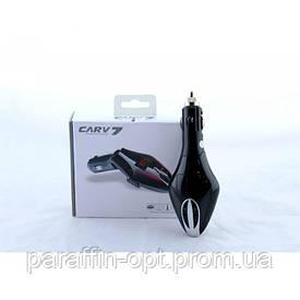 Автомобильный FM трансмиттер модулятор V7 Bluetooth MP3