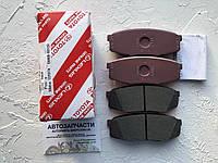 Тормозные колодки задние TOYOTA 04466-60120 LC 200/LX 570,SEQUOIA,TUNDRA