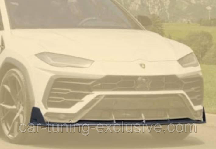 MANSORY front add-on lip for Lamborghini Urus