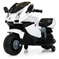 Детский мотоцикл «Bambi» M 4082-1 Белый