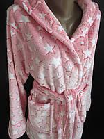 Махровые халаты с капюшоном, фото 1