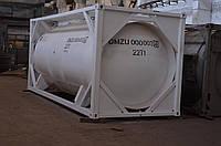 Антикоррозионная защита контейнер-цистерн и автоцистерн