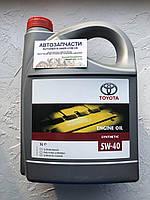 Масло 5L TOYOTA 5W-40 SLM/CF 0888080835
