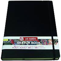 Блокнот для графики Talens Art Creation 140г/м 21*29,7см 80л черный Royal Talens (9314003M)