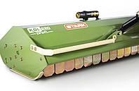 Мульчирователь KDL 200 Profi STARK c гидравликой (2,0 м, молотки, вертикальный подъем), фото 1