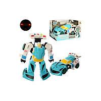 Трансформер робот+машинка , размер 20 см