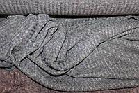 Ткань трикотаж  не плотная резинка , беж светлый (тонкая нить люрекса ), .пог. м.№708, фото 1