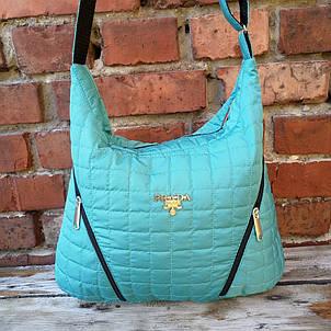 Стёганая женская сумка через плечо, фото 2