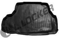 Коврик в багажник Chevrolet Epica sedan (06-) (пластиковый) L.Locker