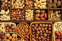 Жарка ореха и семечки (арахис, миндаль, фисташка, кунжут и мн.др))