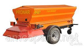Причіпний розкидач піску Pronar T130