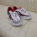Кроссовки подростковые для девочки размер 34, фото 4