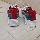 Кроссовки подростковые для девочки размер 34, фото 6