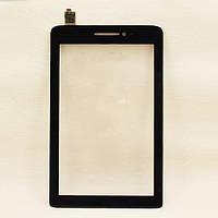 Сенсорний екран для планшету Lenovo IdeaPad S5000 #MCF-070-1067-V2 тачскрін чорний