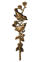 Бронзова Гілка з пташками на пам'ятник G 29528/26*7