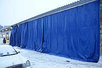 Промышленные шторы, завесы, стены, перегородки ПВХ