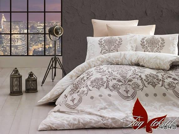 Полуторный комплект постельного белья,, Ранфорс, фото 2