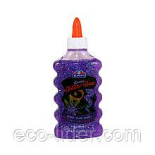 Фиолетовый клей с блестками, Elmer's 177 мл