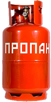Баллон газовый 27л пропановый NOVOGAS