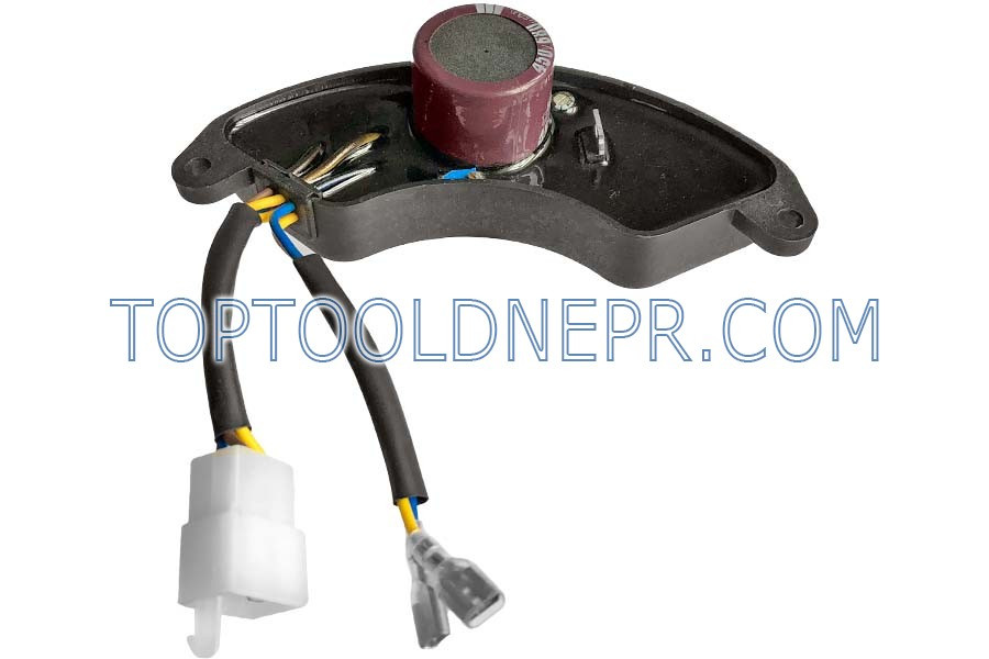 Блок регулятора напряжения (AVR) для генераторов 5,5kW-6,5kW