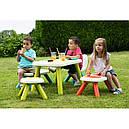 Столик детский, зеленый SMOBY 880401, фото 4