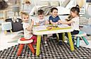 Столик детский голубой SMOBY 880402, фото 3