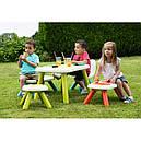 Столик детский голубой SMOBY 880402, фото 5