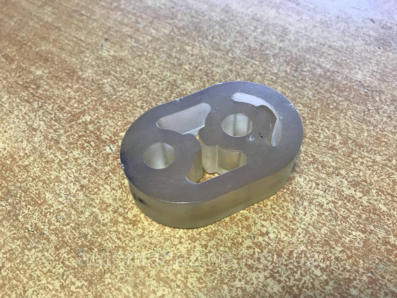 Подушка крепления глушителя Газель (силикон)