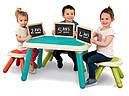 Столик детский голубой SMOBY 880402, фото 2