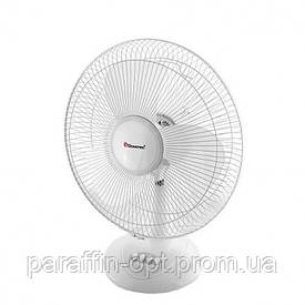 Настольный вентилятор Domotec MS-1626, 3 режима