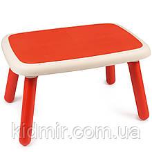 Столик детский красный SMOBY 880403