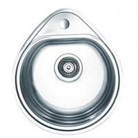 Мойка Platinum 480х430 из нержавеющей стали капля
