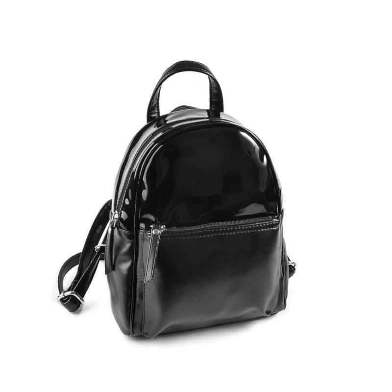 Женский рюкзак из кожзама М124-Z/лак