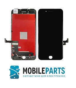 Дисплей для телефона Apple iPhone 7 Plus с сенсорным стеклом (Черный) Оригинал Китай, Tianma
