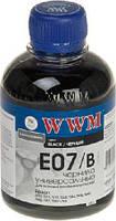 Чернила WWM Epson Stylus Universal, Black, 200 г (E07/B)