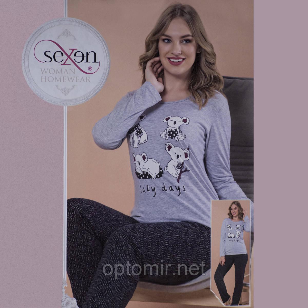 Пижама женская Sexen Турция L | 1 шт.
