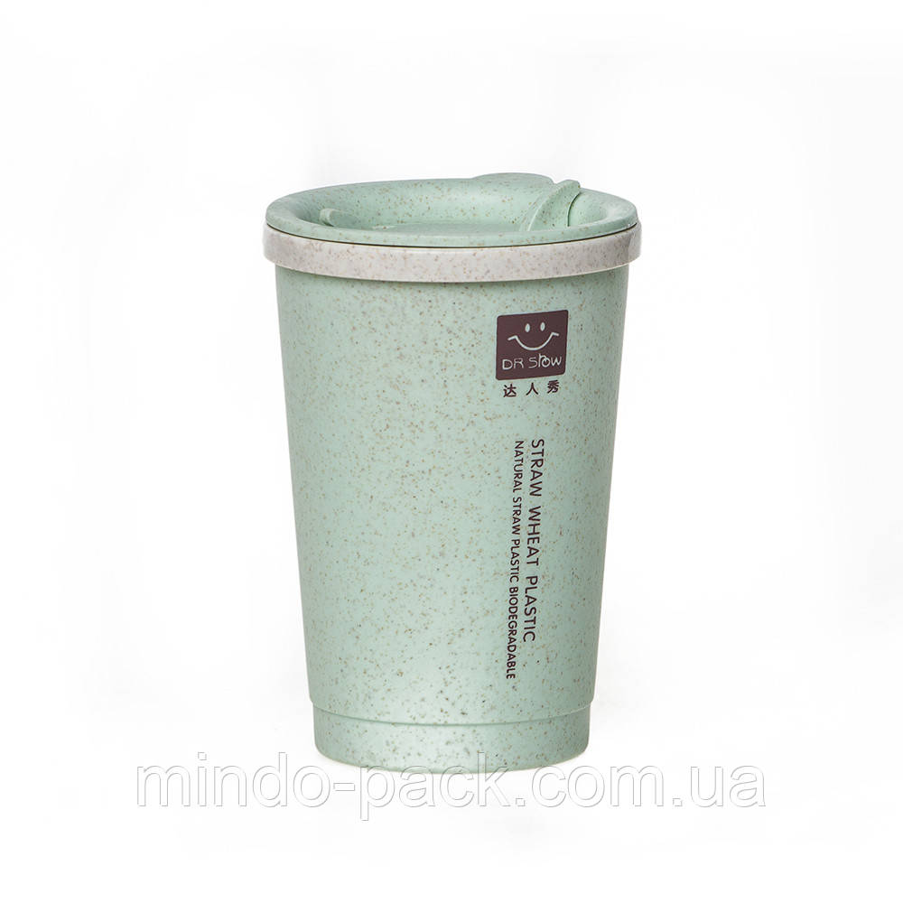 Чашка из биопластика (280мл)
