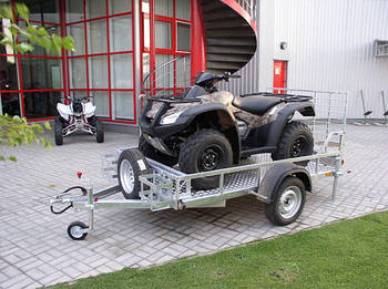 Прицепы для механических транспортных средств