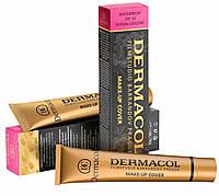 Тональный крем Dermacol Make-Up Cover (Поштучно - № 210, 211, 212)   8595, фото 1